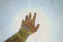 sooc (Federica [C]) Tags: light sky sun grass vintage nikon flickr hand doubleexposure grunge fingers erba cielo indie mano 24mm doubleexposition luce nikond200 sooc doubleexpo tumblr darkvintage darkgrunge federicacapace