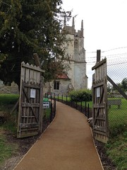 St Giles' Church, Imber (looper23) Tags: uk england church st mod village august salisbury giles plain 2014 imber