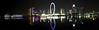 100_stitch (jairusxs) Tags: leica sunset summer panorama skyline night lumix singapore nightlight marinabay singaporeflyer marinabaysands