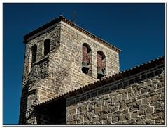 San Adrián... (Esquíroz)  **Navarra** (JLuis San Agustín) Tags: iglesia navarra gótico esquiroz 2013