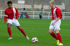 31082014-ABD_4828 (FC Rouen) Tags: foot football rouen enzo fc hadad fcrouen abderrafii fcrouenvsdunkerque2014