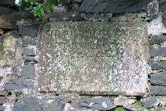 Agnew mausoleum at Leswalt