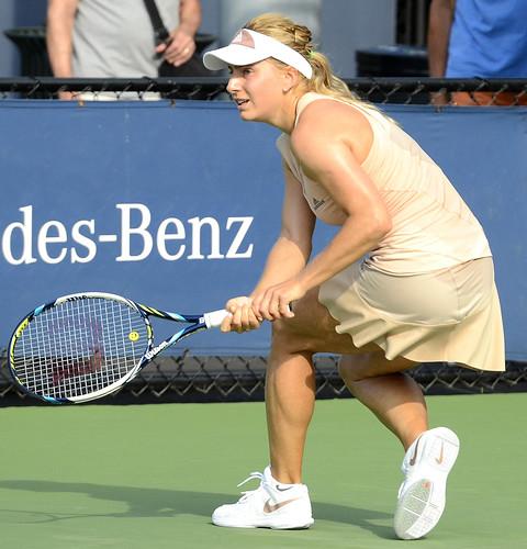 Ksenia Pervak - 2014 US Open (Tennis) - Qualifying Rounds - Ksenia Pervak