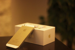 My New Iphone :D (AMani Mohammed ..twitter.com/#!/AManiAldossari_) Tags: applemacintosh