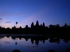 Sunrise at Angkor Wat - 002