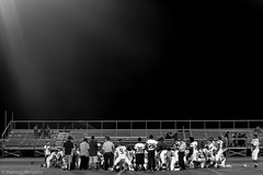 Post-Game Huddle (Shannon Tompkins) Tags: school male sports canon football high kentucky ky louisville