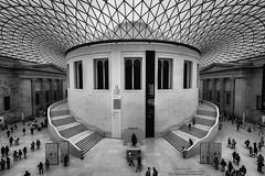 British Enlightenment (Jarrad.) Tags: london architecture nikon interior britishmuseum interiordesign glassroof queenelizabethiigreatcourt d700 jaymarksimages lordfosters