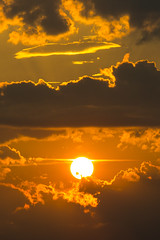The Sun Going Down in Tokyo (nakajimalassie) Tags: sunset sky japan tokyo camera:make=canon exif:make=canon nakajimalassie exif:focallength=200mm exif:lens=ef70200mmf28lisiiusm exif:aperture=90 exif:model=canoneos5dmarkiii camera:model=canoneos5dmarkiii exif:isospeed=100