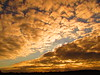 Wonderful Setting Sun (Gary Chatterton 4 million Views) Tags: sunset sun sunlight clouds flickr exploreinterestingness