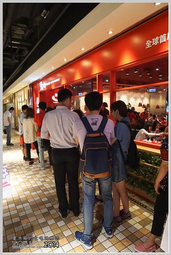 瓦成大心新泰式麵食阪急店01