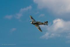 Hurricane Bomber (outonalymm) Tags: england unitedkingdom hurricane airshow planes bomber southport aeroplanes