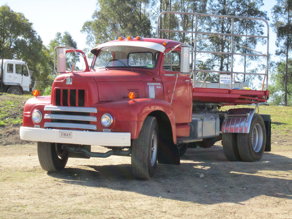 International Harvester Trailers : The world s best photos of r flickr hive mind