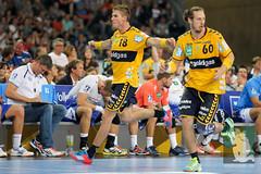 "DKB DHL15 Rhein-Neckar-Löwen vs. HSV Handball 06.09.2014 107.jpg • <a style=""font-size:0.8em;"" href=""http://www.flickr.com/photos/64442770@N03/15169365135/"" target=""_blank"">View on Flickr</a>"