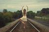 Track Dancing (NoelleBuske) Tags: ballet girl dance nikon dress traintracks noelle pointshoes buske nikond40 danceproject noellebuske noellebuskephotography