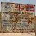 Hargeisa Landmines Sign