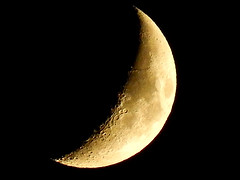 RSCN0384 (moon_hunter2014) Tags: sky moon night crescent craters waxing