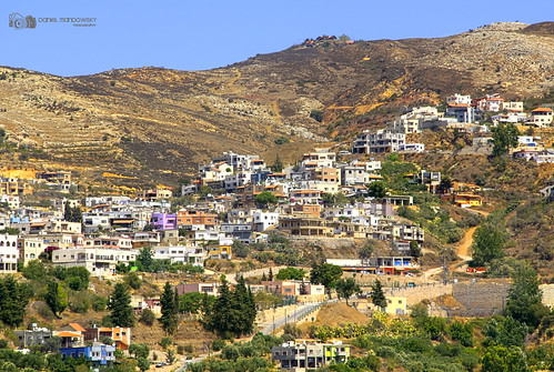 Druze village in the Golan