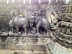 Aundha Nagnath Temple (vijay_chennupati) Tags: india tourism temple antique maharashtra sculptures rockart nagnath jyotirlingam aundha