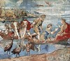 The Gospel of St. Luke 05  01-11 Miracle fishing a lot - By Amgad Ellia 11 (Amgad Ellia) Tags: st by fishing miracle 05 luke lot gospel amgad ellia 0111 the