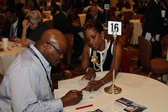 Business Match Making at the USHCC 2014 Convention