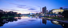 Torrens River, Adelaide (Hieu Doan) Tags: leica morning sunrise river adelaide 15mm torrens heliar m240