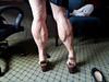 20150504jj (ARDENT PHOTOGRAPHER) Tags: highheels muscular veins calves flexing veiny bodybuildingwoman