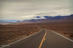 Highway 190 (buffdawgus) Tags: california canon5dmarkiii canonef24105mmf4lisusm deathvalley highway190 inyocounty landscape lightroom5 owenslake panamintmountains panamintrange southeasterncalifornia topazsw owensvalley explored