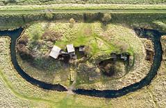 War Relics (AdaMoorePhotography) Tags: countryside coalhousefort dji djimavicpro mavic birdseyeview drone dronography essex