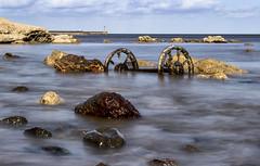 Seaham Wheels (RichySum77) Tags: sea beach wheels seaham coast durham nature seascape