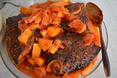Ikan nila asam pedas nanas. #iamfoodenthusiast #makan #makanan #makananindonesia #masak #masakan #masakanindonesia #kuliner #kulinerindonesia #tukangmasak #chef #koki #food #foods #foodie #foodies #foodphotography #foodstagram #foodgram #eat #eats #eating (Malvin8390) Tags: pariwisata cooking makananindonesia eating eat foods kuliner cullinary chef tukangmasak masakan foodstagram koki cuisine foodies sumaterautara kulinerindonesia makan iamfoodenthusiast masakanindonesia masak foodphotography cook culinary eats food foodgram foodie makanan