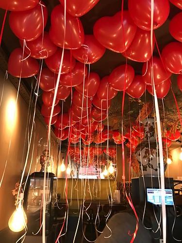 Heliumballonnen Hartballonnen Liefde Valentijnsdag Bij de Bruin Rotterdam