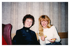 Winnie and Patricia Chafe