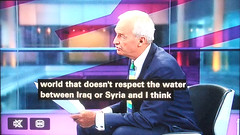 2014_06_120011 (t4) - the water between Iraq and Syria (Gwydion M. Williams) Tags: uk greatbritain england funny britain islam iraq humor humour syria isis iraqwar subtitles captions subtitle misprint alqaeda islamists misprints syriancivilwar