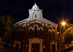 North Church - Portsmouth (lncgriffin) Tags: nightphotography travel usa nikon newhampshire fishe