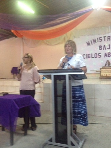 Cheryl in Honduras 5