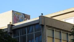 Crayons | Pencils | Créons (ǝɹpɹoʇǝɹɐןıɥd) Tags: brussels streetart pencils graffiti belgium belgique tag belgië bruxelles graph crayons crayon brussel potlood créons