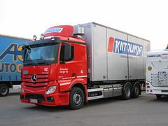 IMG_6612 (engels_frank) Tags: auto suomi finland finnland trucks lastwagen lkw rekka kuorma