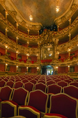 Cuvilliés Theater (Glenn Shoemake) Tags: munich residenz canonef1635f28lii cuvilliéstheater