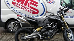 MTC Motorbike Exhausts Aprilia Dorsoduro 1200 (Max Torque Cans Motorbike Exhausts) Tags: mtcmotorcycleexhausts maxtorquecans exhaust coloured stainless titanium carbon round oval trioval standard gppro singleoutlet twinoutlet loud pipes save lives loudpipessavelives motorcycle motorbike mtc roadlegal race baffle ukmade bsastrap bespoke affordable motor bike max torque cans deciblekillers removeable decat awesome gobigorgohome aprilliadorsoduro httpmaxtorquecanscom