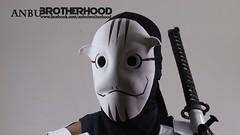 ANBU Boar mask 2 (anbuconnect) Tags: mask cosplay handmade tobi root boar actionshot shinobi anbu akatsuki tenzo obito anbumask anbublackops knowledgepeddler anbubrotherhood