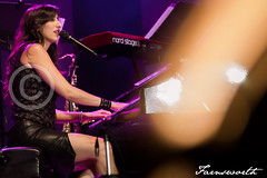 Florence K (Farnsworth Photographies) Tags: show portrait music piano musique spectacle