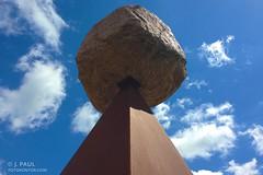 Graniticum (Elbmaedchen) Tags: symbol pyramide megalith lauenburg graniticum