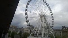 Manchester Wheel, Piccadilly Gardens
