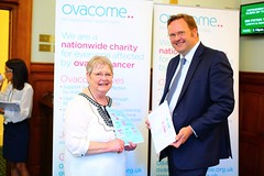 "Stephen Mosley MP joins ovarian cancer patients to highlight importance of early diagnosis • <a style=""font-size:0.8em;"" href=""http://www.flickr.com/photos/51035458@N07/14522680649/"" target=""_blank"">View on Flickr</a>"