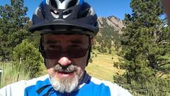 Sunny Selfie (Let Ideas Compete) Tags: man me face self beard helmet mustache beardedman selfie beardedguy