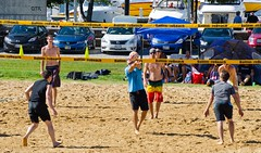2014-07-04 BBV Hat Draw Tournament (81) (cmfgu) Tags: holiday net beach sports ball court md sand outdoor 4th july maryland baltimore tournament volleyball coed athlete fourth independenceday league 4s innerharbor fours bbv rashfield hatdraw