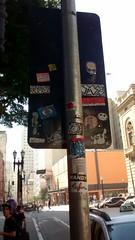 Role na contra mo... (Mars Crew) Tags: sticker vandal slap combo