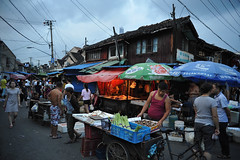 The Slum Market (leozhong84) Tags: leica nikon shanghai market 28mm f28 slum leitz elmaritr e48 d700