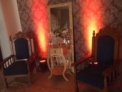 Casamento de Viviane Buratto e Rodolfo (Paulo Lima Decorador) Tags: casamento decor festa buqu branca corredor noiva arranjos pendentes jardineira cerimnia cortinado