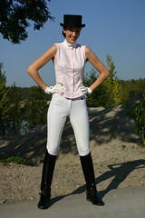 Natalie 09 (The Booted Cat) Tags: sexy girl boots riding jodhpur ridingboots equestrienne